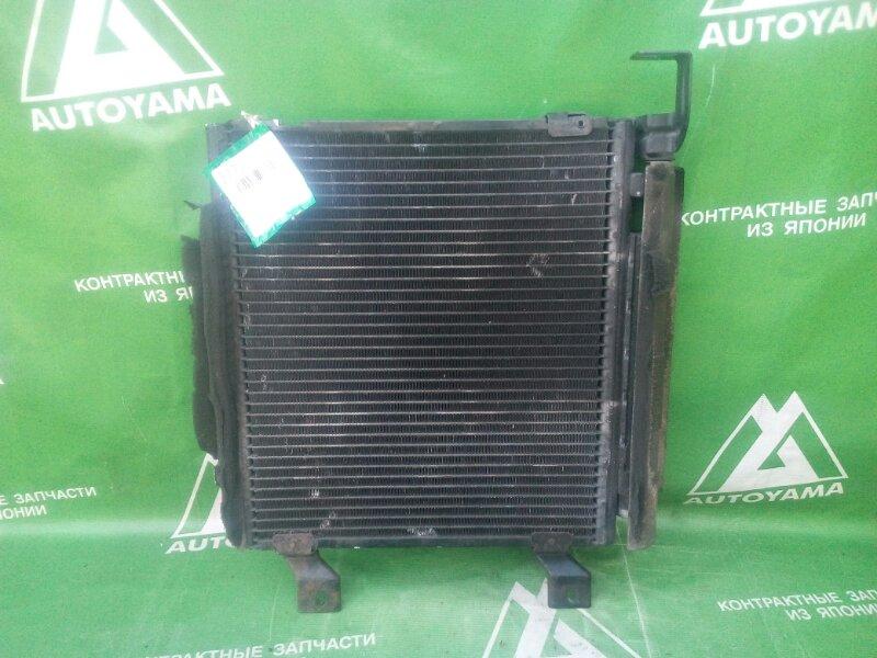 Радиатор кондиционера Toyota Duet M100A EJDE (б/у)