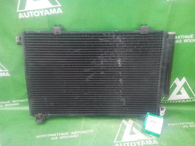 Радиатор кондиционера Toyota Platz NCP12 1NZFE (б/у)