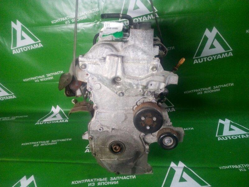 Двигатель Nissan Wingroad Y12 HR15DE (б/у)
