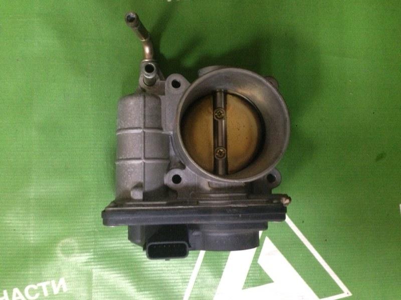 Дроссельная заслонка Nissan Bluebird Sylphy KG11 MR20DE (б/у)