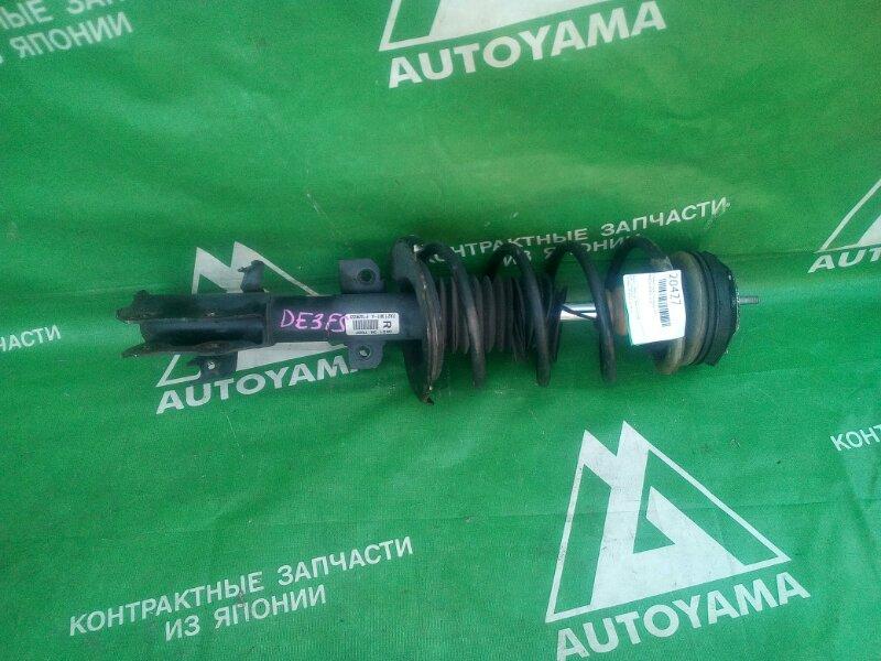 Стойка подвески Mazda Demio DE3FS передняя правая (б/у)