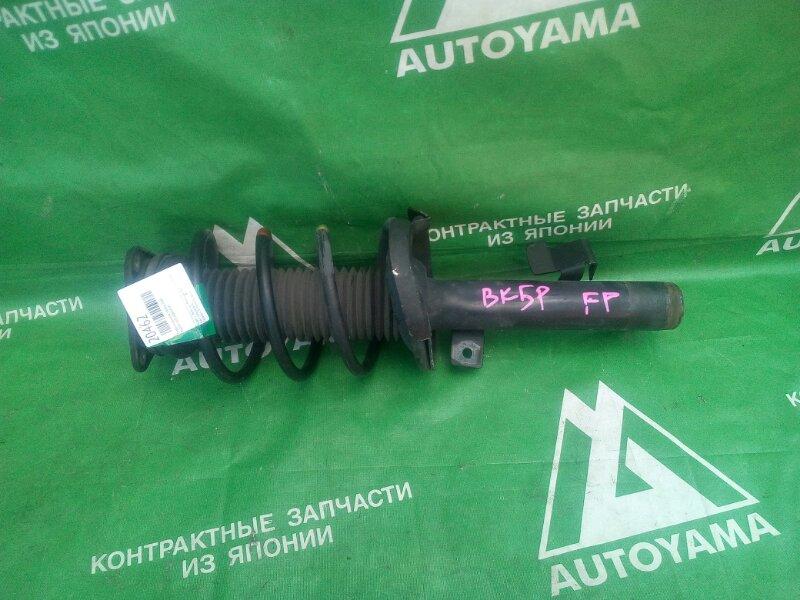 Стойка подвески Mazda Axela BK5P ZY передняя правая (б/у)