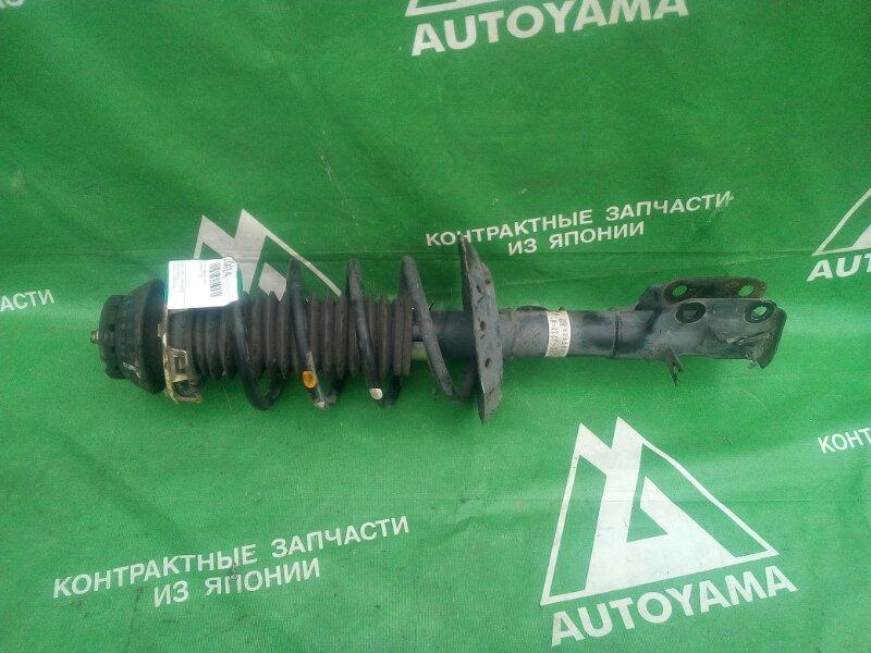 Стойка подвески Honda Fit GE6 передняя правая (б/у)