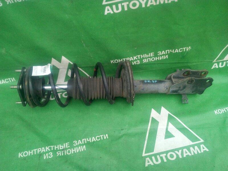 Стойка подвески Mazda Cx-7 ER3P L3VDT передняя правая (б/у)