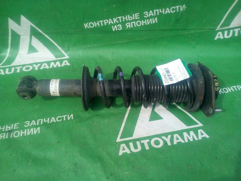 Стойка подвески Subaru Impreza GH2 задняя (б/у)
