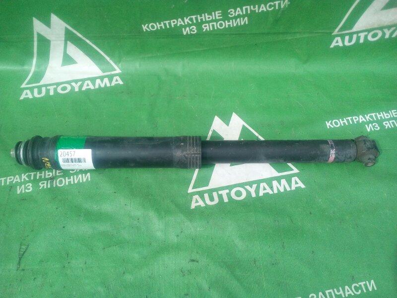 Стойка подвески Toyota Auris ZRE151 2ZRFE задняя левая (б/у)