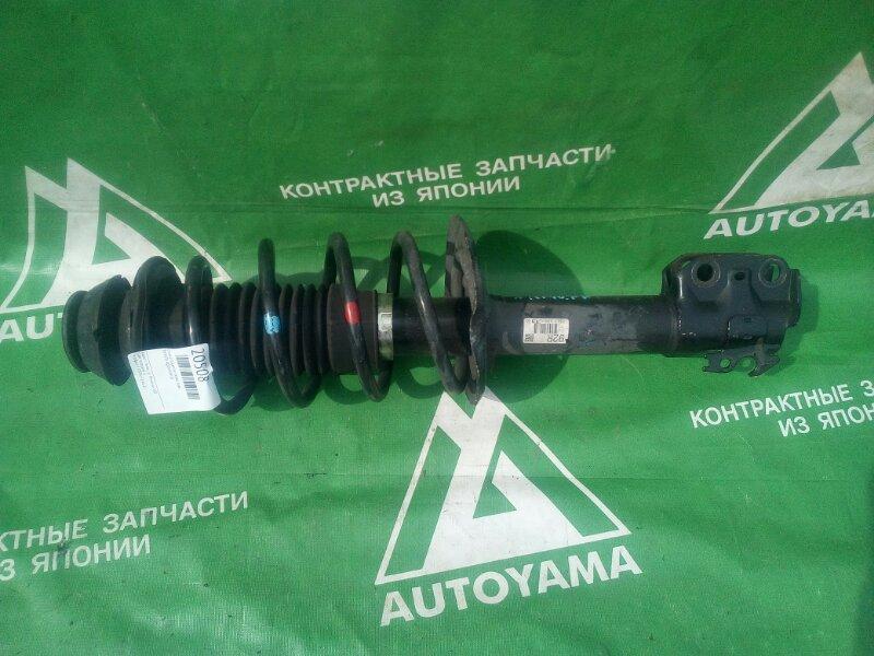 Стойка подвески Toyota Aqua NHP10 передняя правая (б/у)