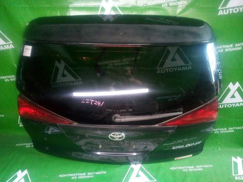 Дверь 5-я Toyota Caldina ZZT241 (б/у)