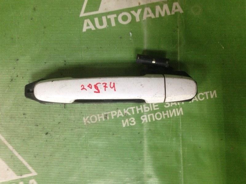 Ручка двери внешняя Toyota Rav4 ACA21 задняя левая (б/у)