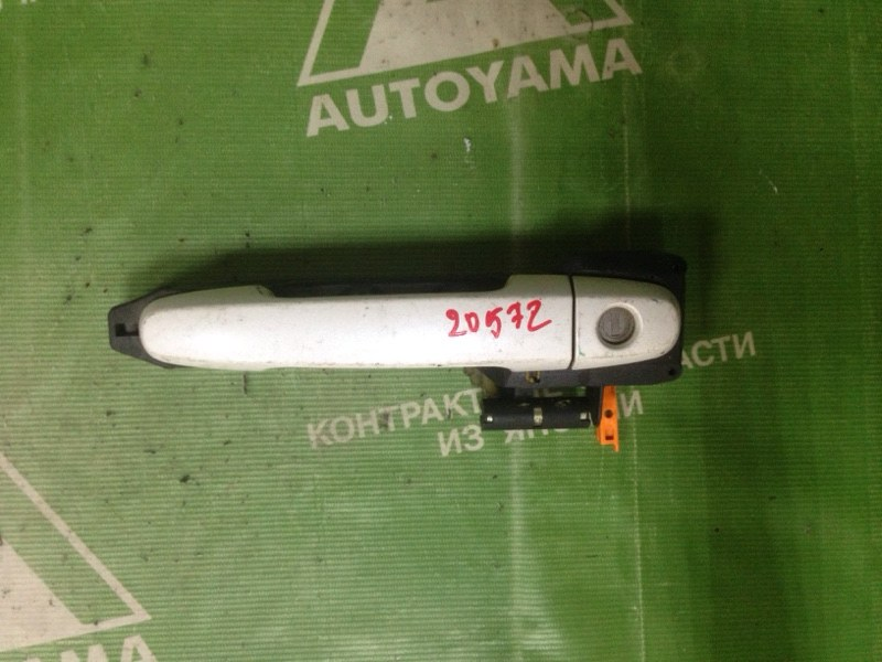 Ручка двери внешняя Toyota Rav4 ACA21 передняя правая (б/у)
