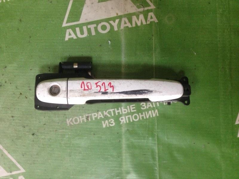 Ручка двери внешняя Toyota Ipsum ACM21 передняя правая (б/у)