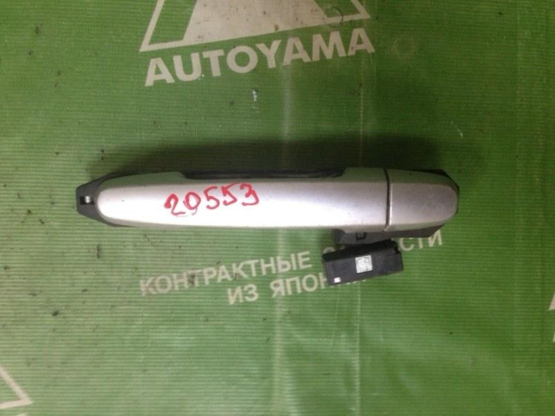 Ручка двери внешняя Toyota Allion ZZT240 задняя правая (б/у)