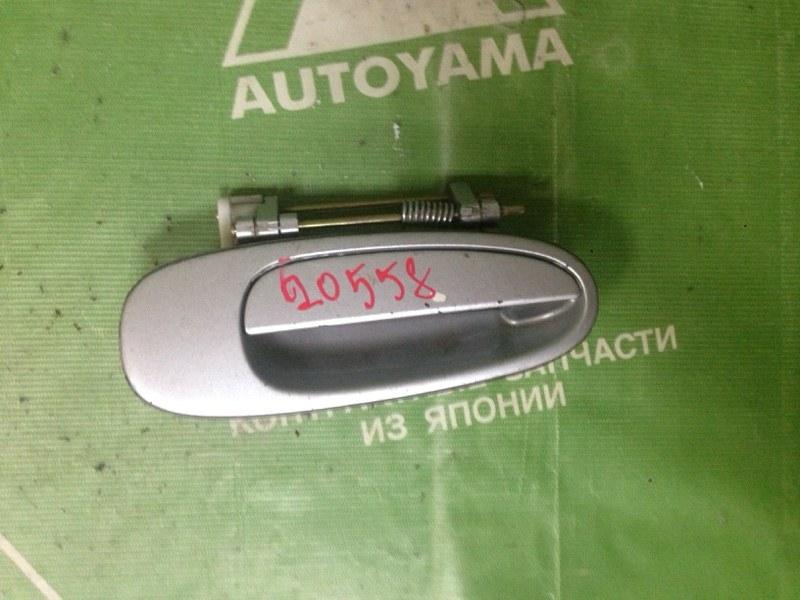 Ручка двери внешняя Toyota Corolla Ceres AE101 задняя правая (б/у)