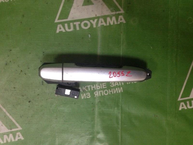 Ручка двери внешняя Toyota Allion ZZT240 задняя левая (б/у)