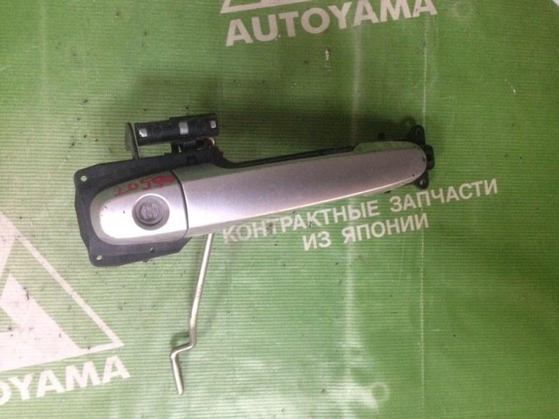 Ручка двери внешняя Toyota Allion ZZT240 передняя правая (б/у)