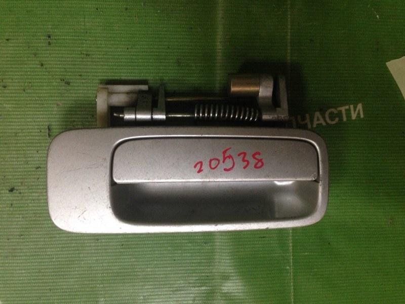 Ручка двери внешняя Toyota Camry Gracia SXV20 задняя правая (б/у)