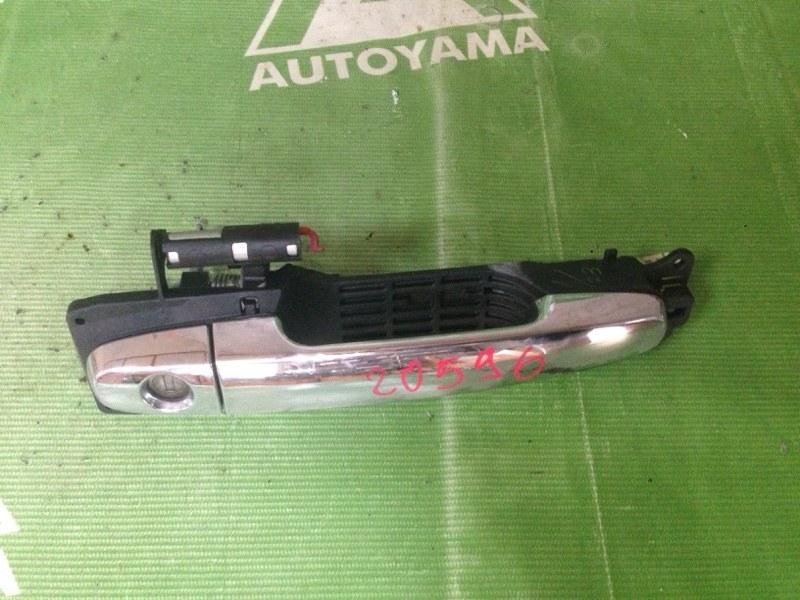 Ручка двери внешняя Toyota Windom MCV30 передняя правая (б/у)
