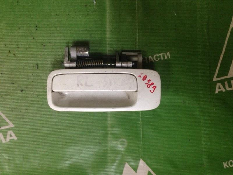 Ручка двери внешняя Toyota Camry Gracia SXV20 задняя левая (б/у)