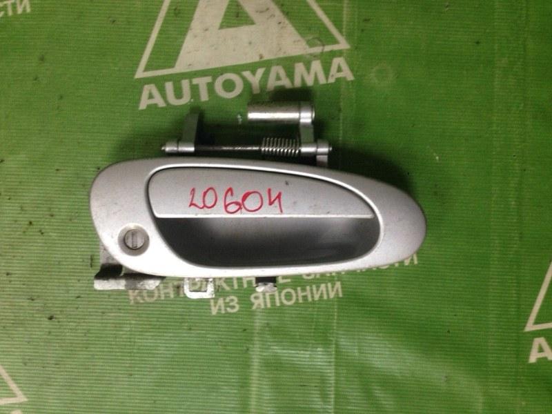 Ручка двери внешняя Honda Airwave GJ2 передняя правая (б/у)