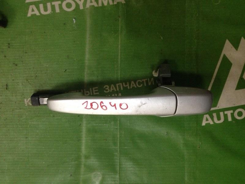 Ручка двери внешняя Mazda Axela BK5P передняя левая (б/у)