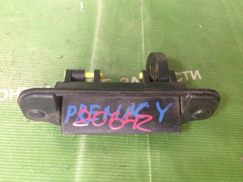 Ручка открывания багажника Mazda Premacy CP8W (б/у)