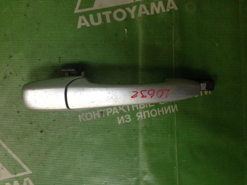 Ручка двери внешняя Mazda Demio DY3W задняя правая (б/у)