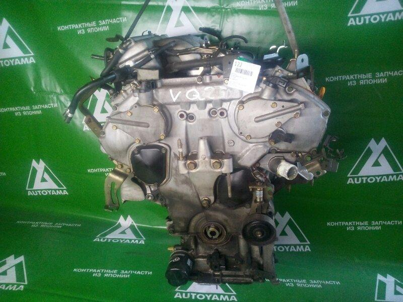 Двигатель Nissan Cefiro A33 VQ25DD (б/у)