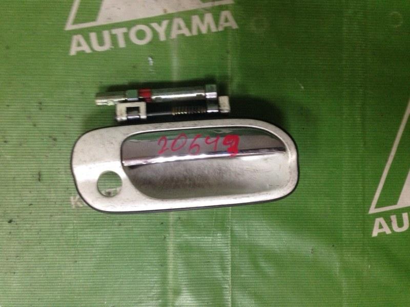 Ручка двери внешняя Nissan Sunny FB15 передняя правая (б/у)