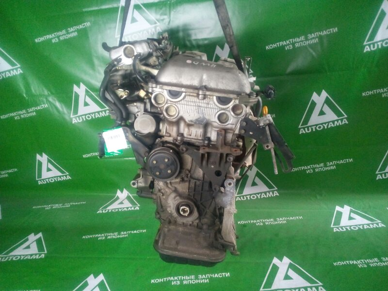 Двигатель Nissan Serena C24 SR20DE (б/у)