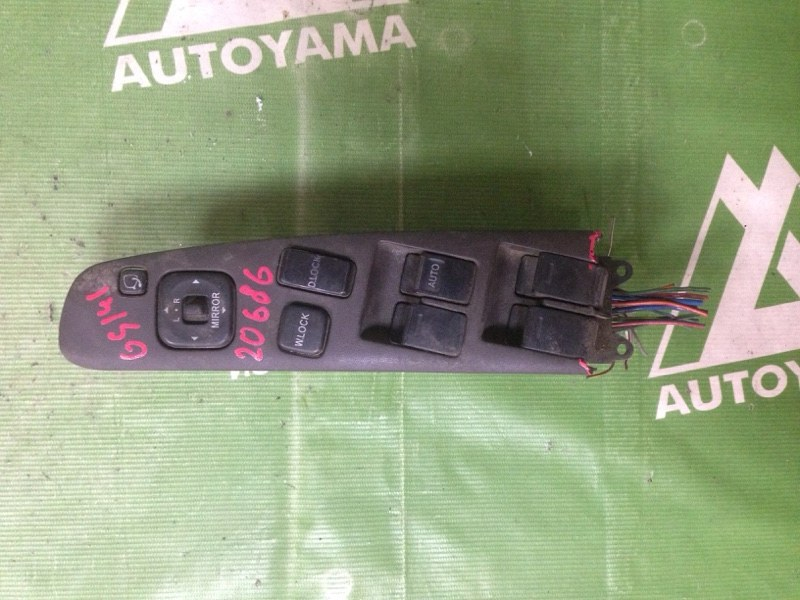 Блок управления стеклами Toyota Crown GS141 (б/у)
