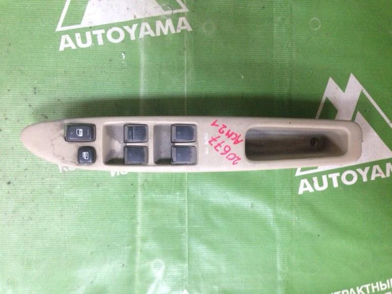 Блок управления стеклами Toyota Ipsum ACM21 (б/у)
