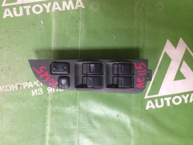 Блок управления стеклами Toyota Sprinter Carib AE115 (б/у)