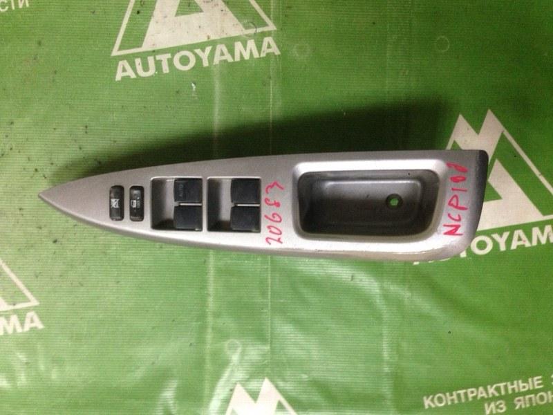 Блок управления стеклами Toyota Ractis NCP100 (б/у)