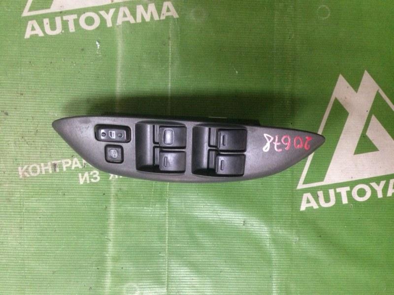 Блок управления стеклами Toyota Vitz SCP10 (б/у)