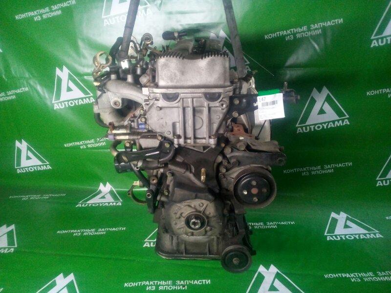 Двигатель Nissan Presage U30 KA24DE (б/у)
