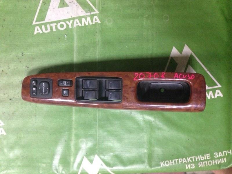 Блок управления стеклами Toyota Camry ACV30 (б/у)
