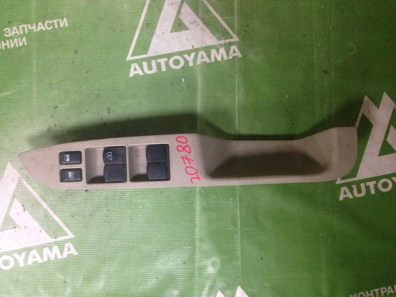 Блок управления стеклами Nissan Bluebird Sylphy KG11 (б/у)