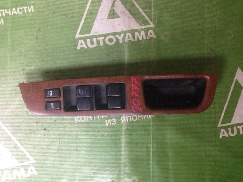 Блок управления стеклами Nissan Tiida C11 (б/у)