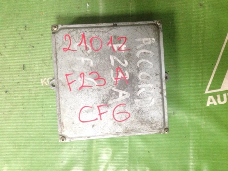 Блок управления двс Honda Accord CF6 F23A (б/у)