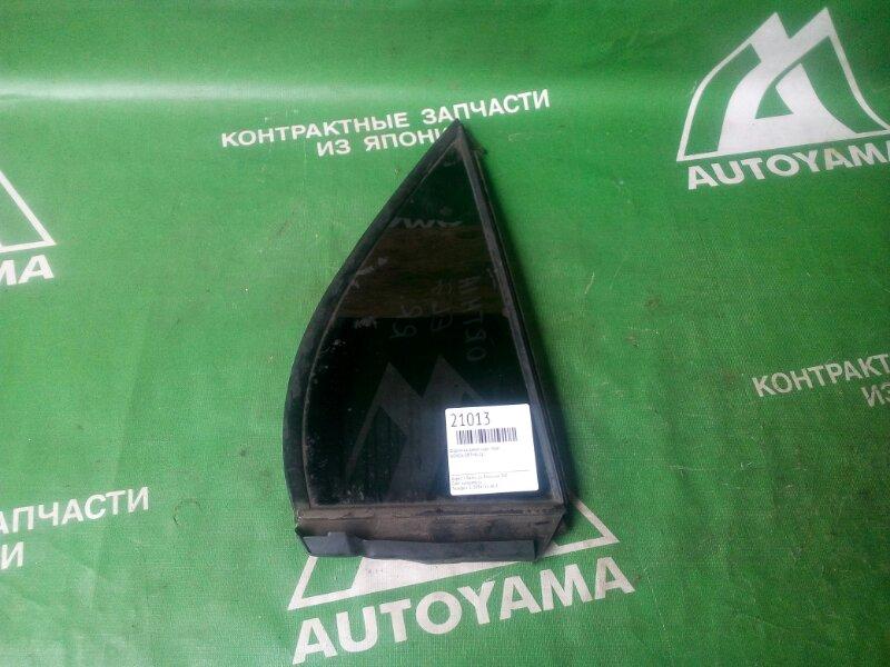 Форточка двери Honda Orthia EL1 задняя правая (б/у)