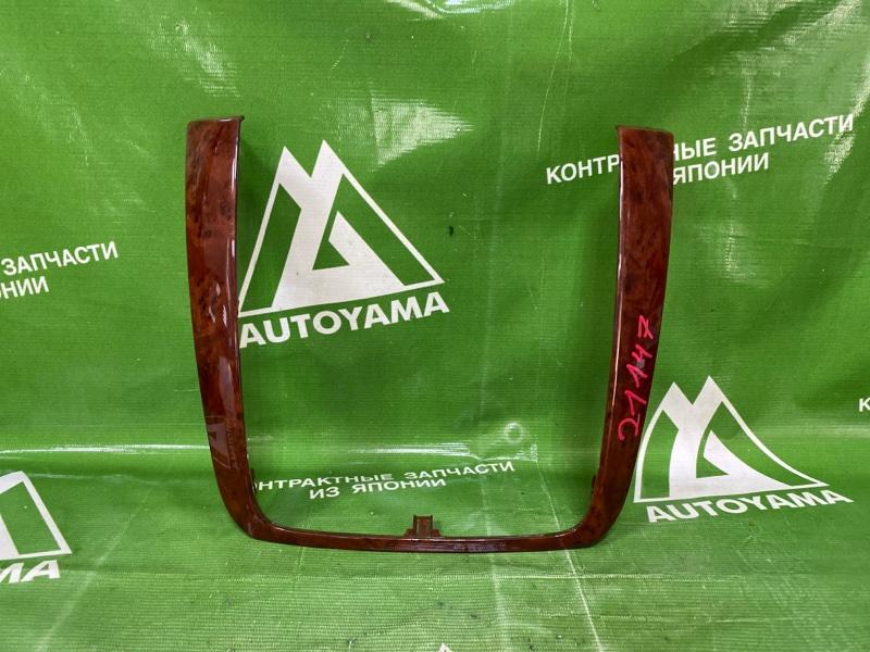 Консоль центральная Toyota Ipsum ACM21 (б/у)