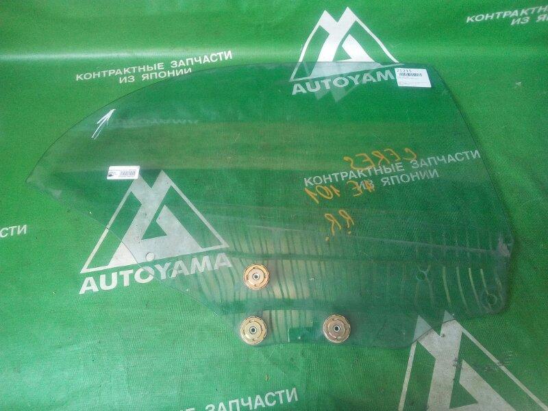 Стекло Toyota Corolla Ceres AE101 заднее правое (б/у)