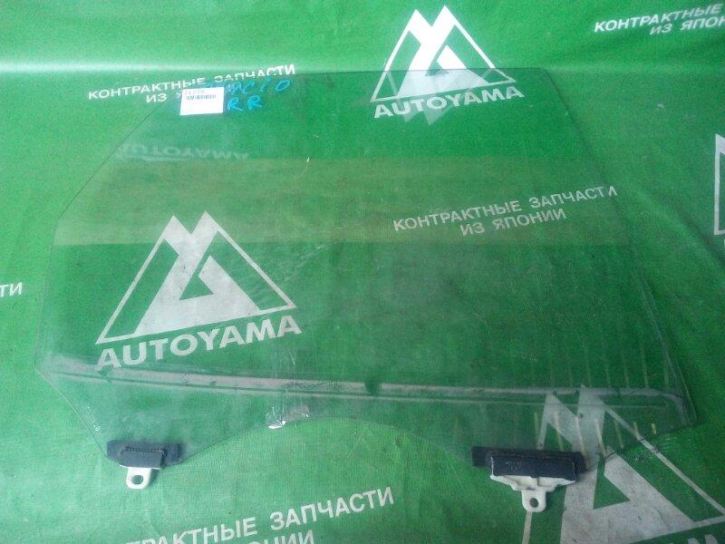 Стекло Toyota Corolla Spacio AE111 заднее правое (б/у)