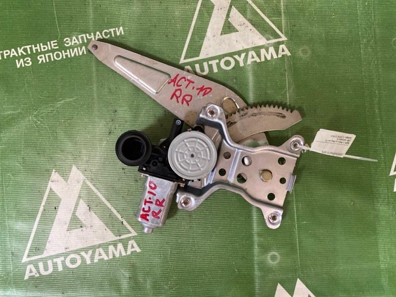 Стеклоподъемник Toyota Opa ACT10 1AZFSE задний правый (б/у)