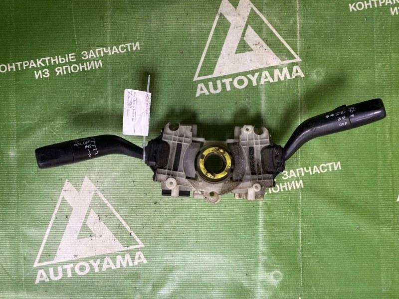 Блок подрулевых переключателей Mazda Familia BJ5P (б/у)
