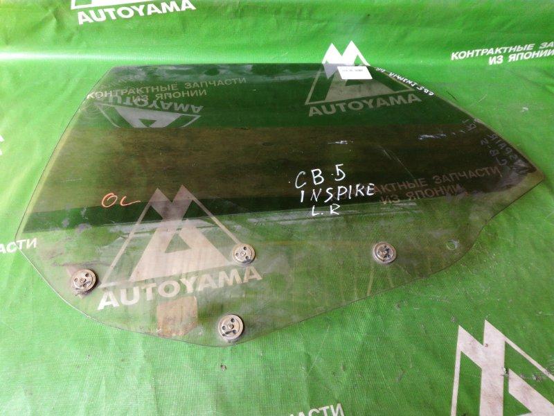Стекло Honda Accord Inspire CB5 заднее левое (б/у)