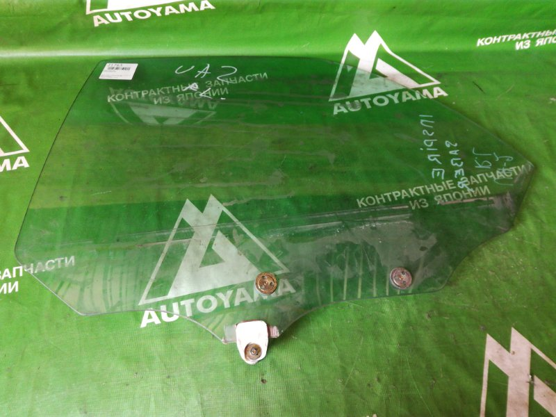 Стекло Honda Saber UA2 заднее левое (б/у)