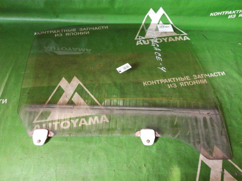 Стекло Honda Rafaga CE4 заднее правое (б/у)