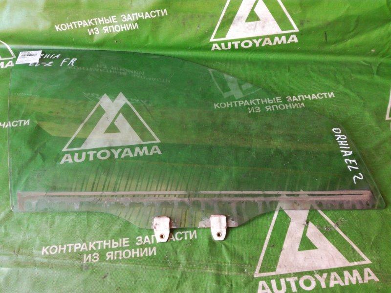 Стекло Honda Orthia EL2 переднее правое (б/у)
