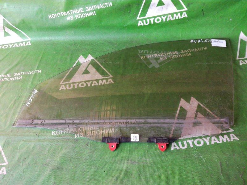 Стекло Toyota Avalon MCX10 переднее левое (б/у)